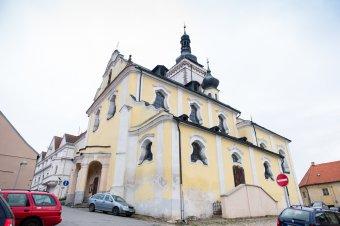 Kostel Všech svatých ve Stříbře