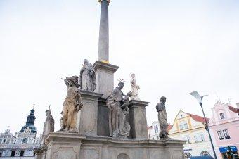 Sousoší ve Stříbře