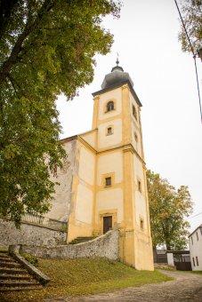 Kostel sv. Kateřiny ve Svaté Kateřině