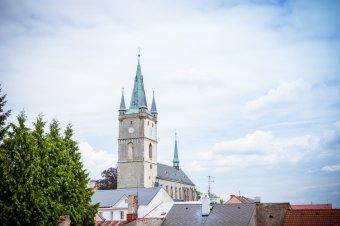 Kostel Nanebevzetí Panny Marie v Tachově
