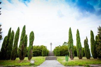 Pomník obětem 2. sv. války v Tachově
