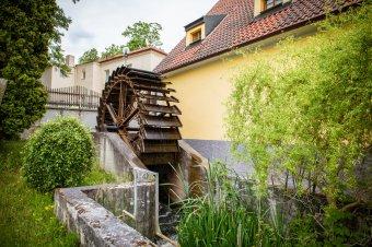 Zámecký mlýn v Tachově (čp. 308)