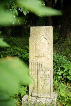 Židovský hřbitov v Tachově