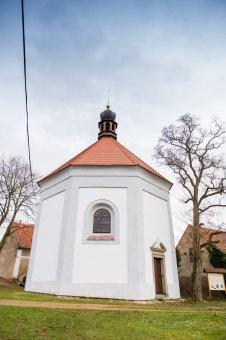 Kaple Panny Marie Pomocné v Telicích