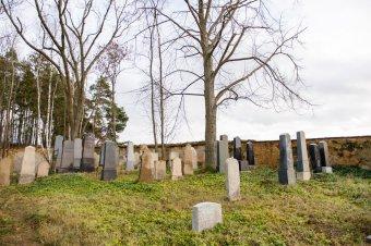 Židovský hřbitov v Telicích