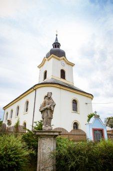 Kostel sv. Mikuláše v Tisové