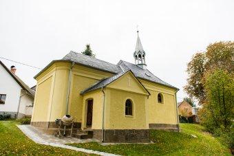 Kaple sv. Vendelína v Třískolupech