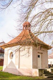 Kaple v Trpístech
