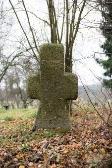 Smírčí kříž ve Vrbici u Bezdružic