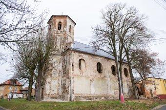 Kostel Narození Panny Marie v Záchlumí